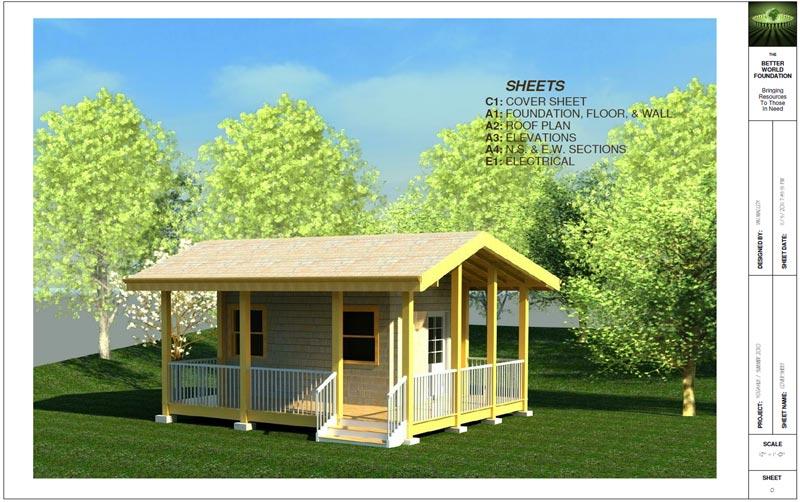 Better World Architecture By Ian Maccoy Yoga Hut